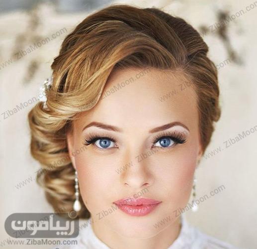 آرایش عروس ملایم