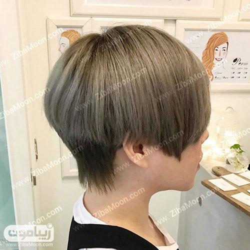 مدل موی قارچی مردانه