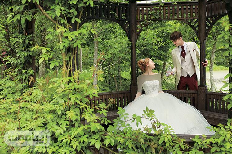لباس عروسی سیندرلا