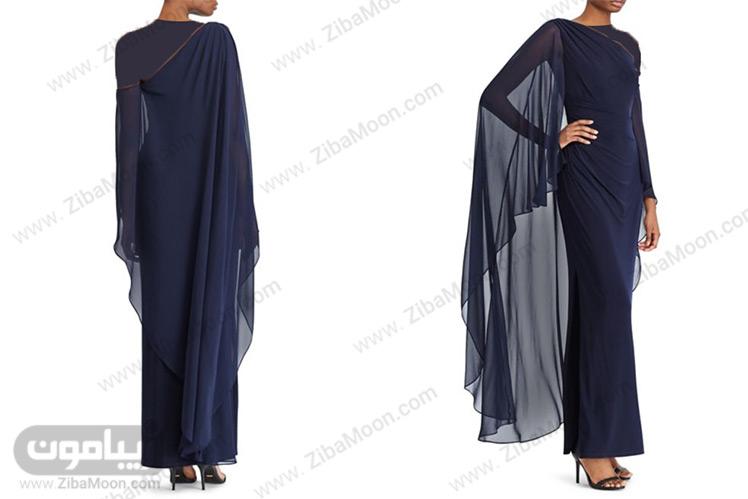 لباس مجلسی برند با طراحی رومی