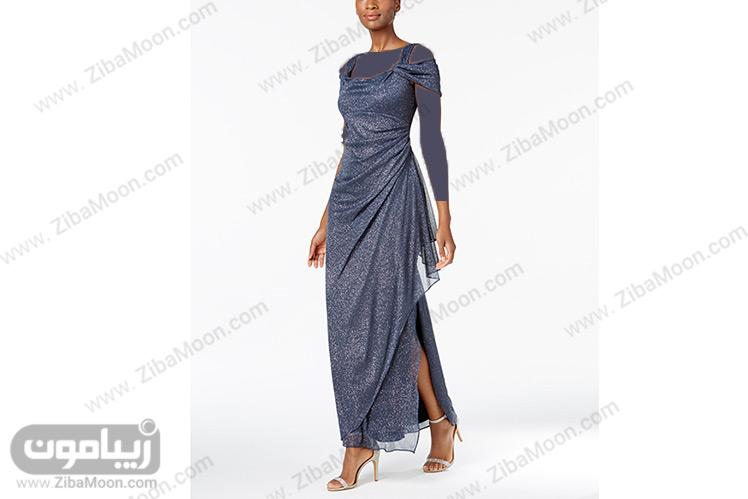 لباس مجلسی حریر