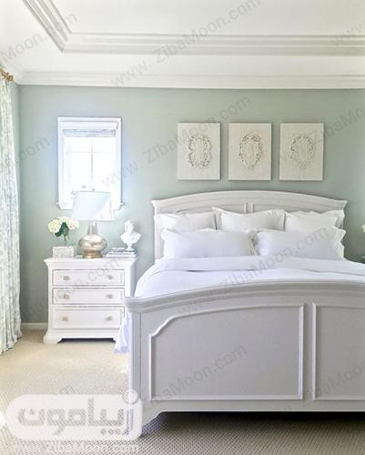 تخت خواب شیک عروس