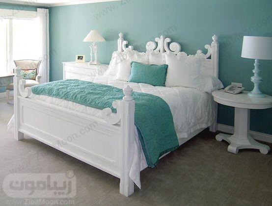 تخت خواب لاکچری عروس