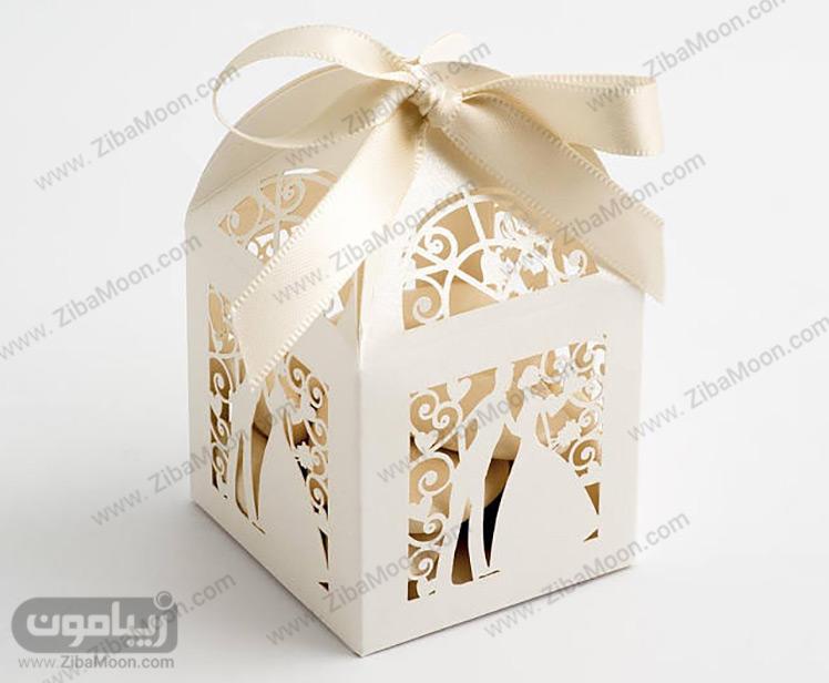 جعبه مقوایی شاباش عروس