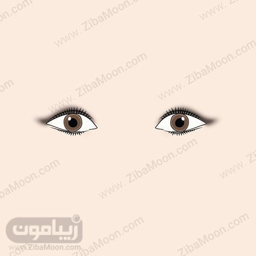 چشم های کوچک