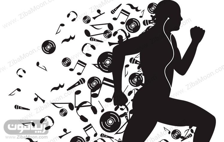 ورزش و موسیقی