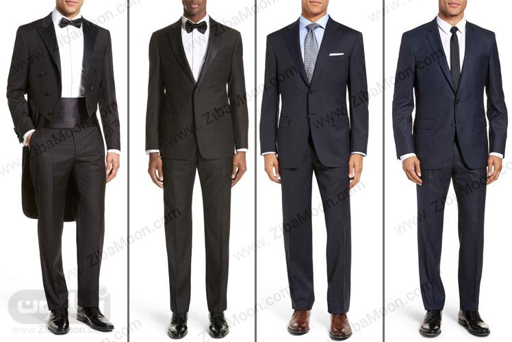 مدل های کت و شلوار رسمی و دامادی