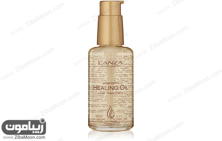 محصول کراتین  L'ANZA Keratin Healing Oil Hair Treatment