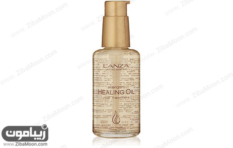 محصول کراتین L'ANZA Keratin Healing Oil Hair Treatment