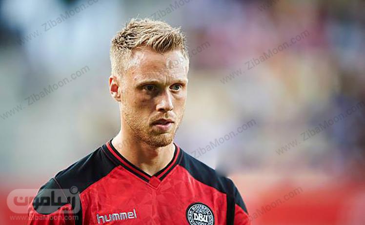 بازیکن فوتبال دانمارک