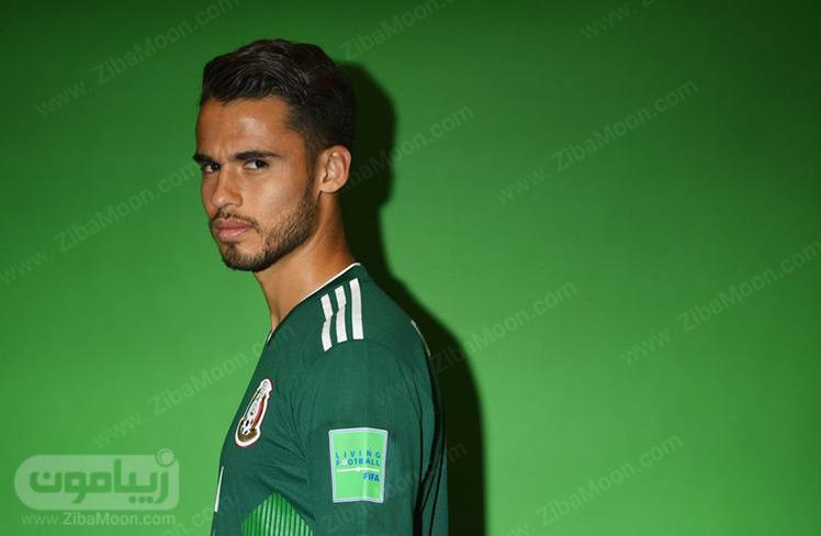 بازیکن فوتبال مکزیک