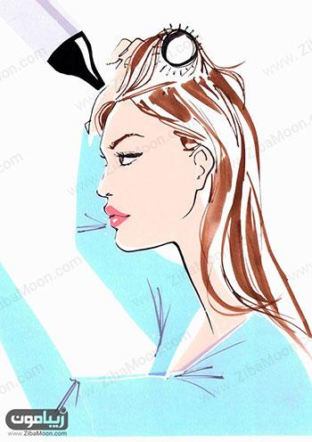 براشینگ مو