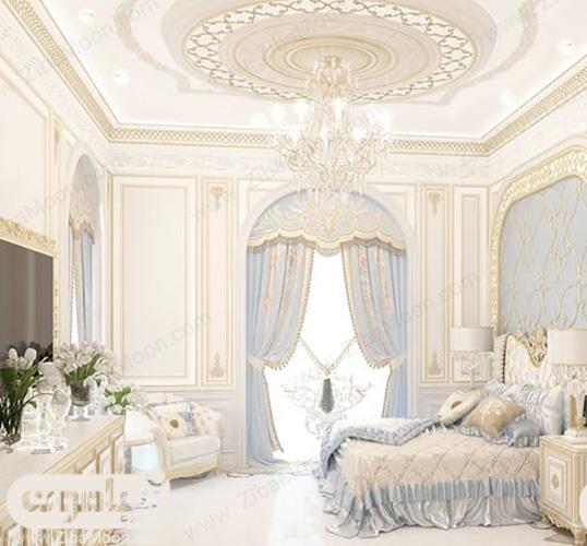 جهیزیه و اتاق خواب لوکس عروس