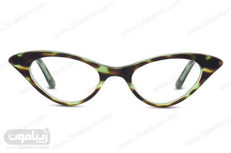 عینک مطالعه چشم گربه ای
