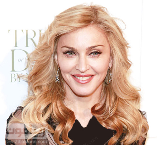 مدل مو Madonna