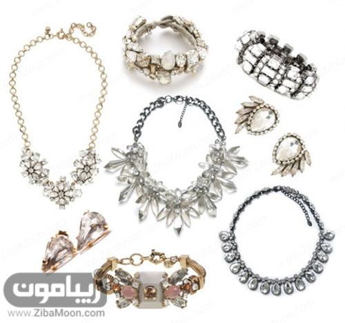 جواهرات کریستالی