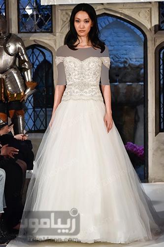 لباس عروس آف شولدرز
