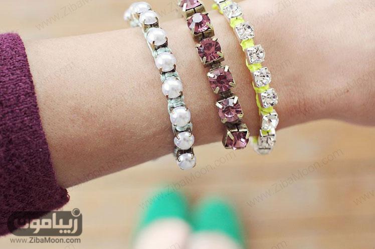 دستبندهای دست ساز