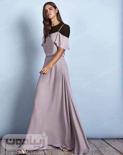 لباس ساقدوش عروس شیک و جدید