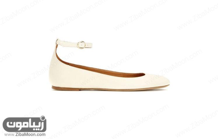 کفش عروس بالرین
