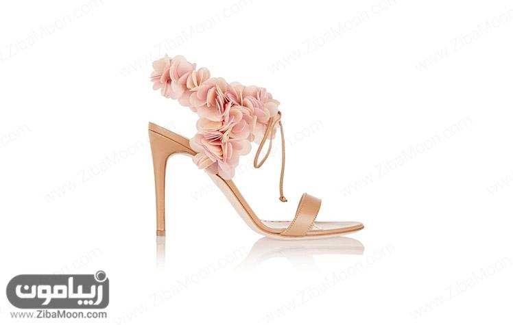 کفش عروس صورتی