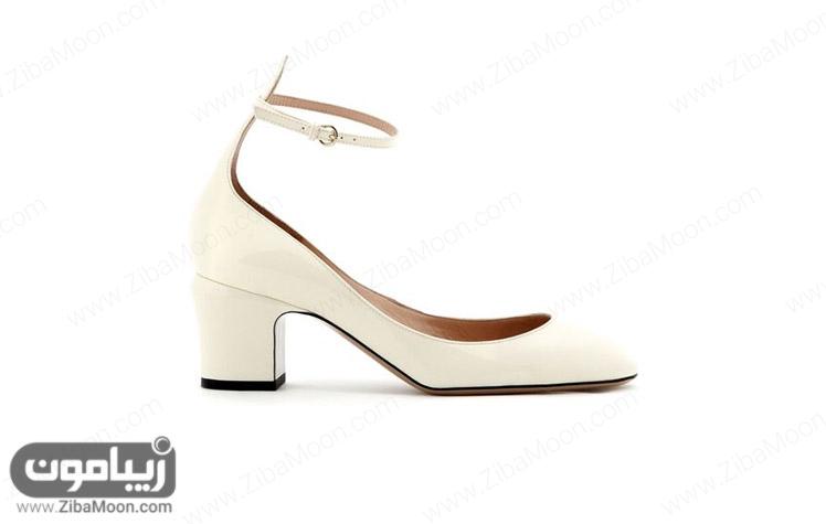 کفش ساده عروس