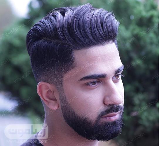 مدل موی دامادی ایرانی جدید
