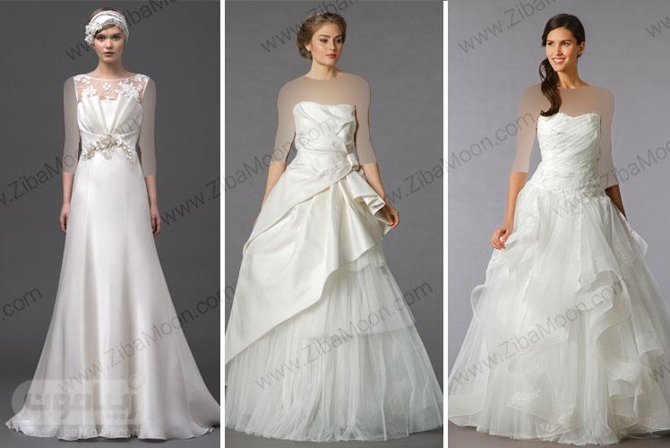 لباس عروس Alberta Ferretti