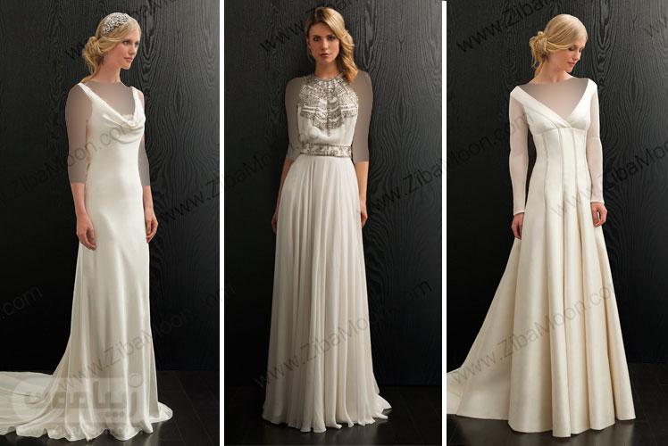 لباس عروس Amanda Wakeley