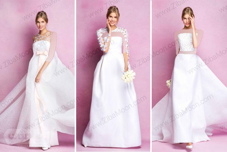 لباس عروس Angel Sanchez