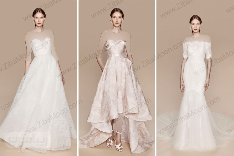 لباس عروس Marchesa