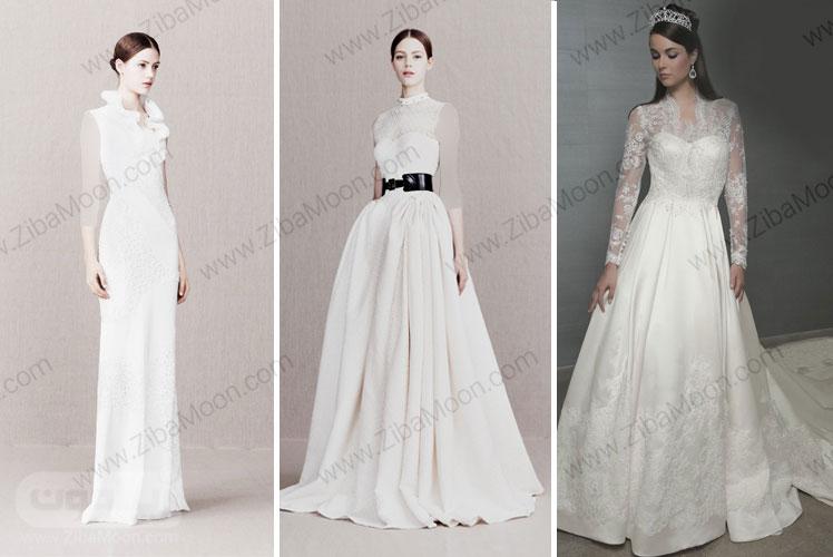 لباس عروس Sarah Burton for Alexander McQueen