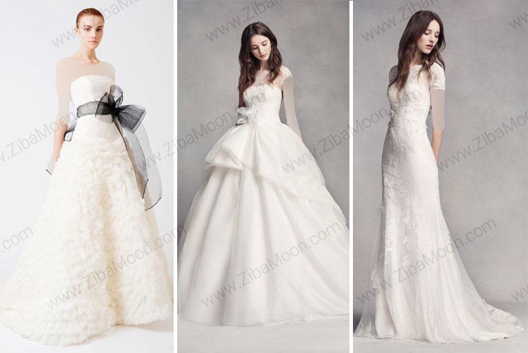 لباس عروس Vera Wang