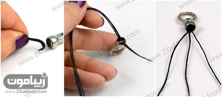 آموزش درست کردن دستبند