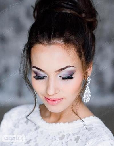 آرایش زیبا و متفاوت عروس