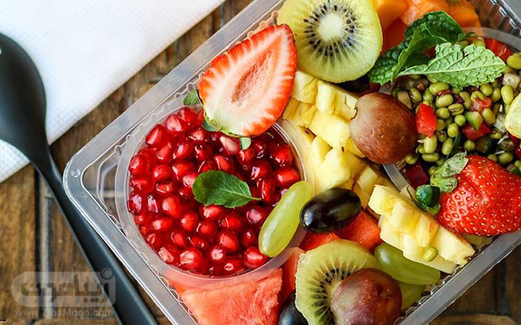 میوه های تازه