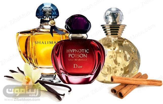 عطرهای زنانه