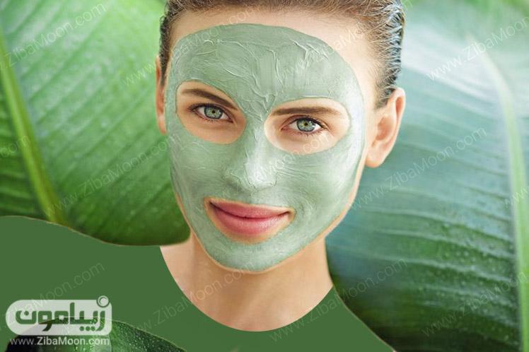 ماسک خاک رس برای پوست چرب