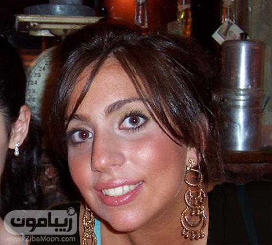 لیدی گاگا در سال 2004