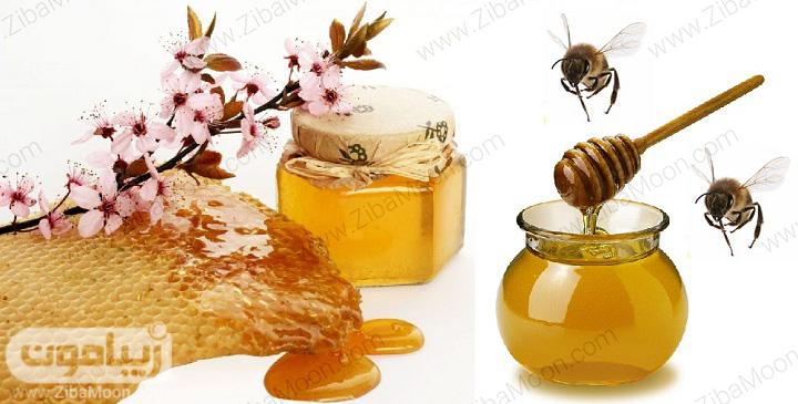 خواص عسل طبیعی برای بدن