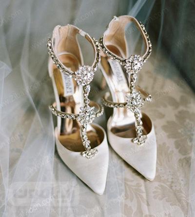مدل کفش عروس 2018