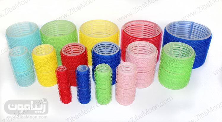 بیگودی های Velcro Rollers