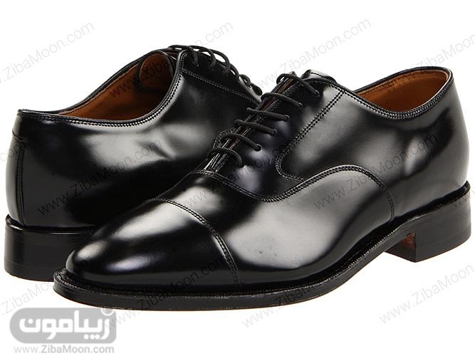 کفش مشکی رسمی
