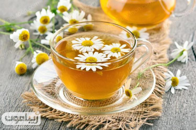 چای بابونه برای سلامتی بدن