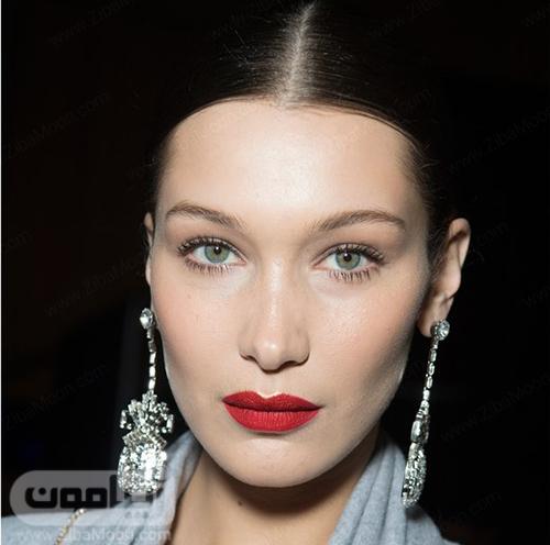 مدل آرایش شیک پاییزی