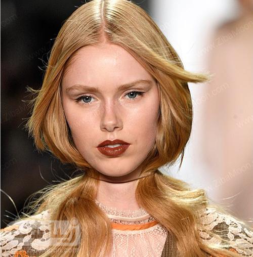 مدل مو و ارایش پاییزی