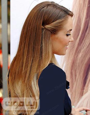 مدل مو دخترانه ساده و خاص