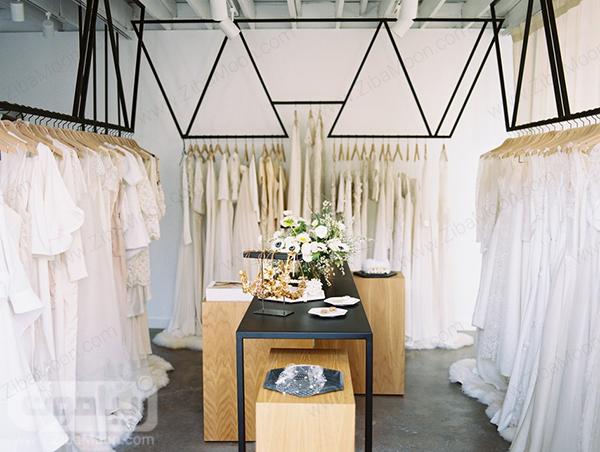 روشگاه لباس عروس