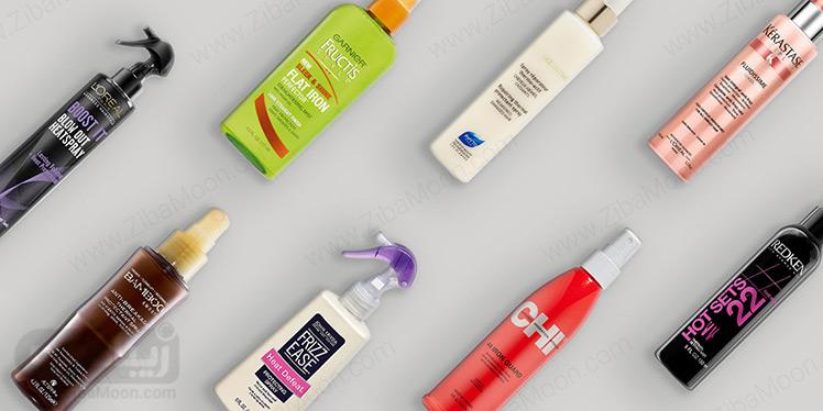 محصولات مراقبت از مو