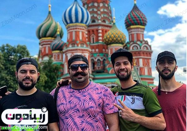 کریم پور در روسیه